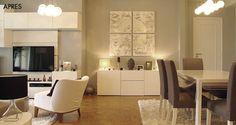 Decoration salon taupe - Animelie