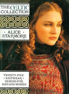 """Inspired by the magic and mysticism of Celtic art, this fabulous collection of knitwear designs for adults and children from Alice Starmore will please knitters everywhere. With each garment photographed in color against the breathtaking scenery of western Ireland, """"The Celtic Collection"""" is a visual delight as well as a rich source of exquisite ..."""