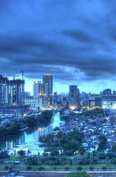 Jakarta Skyline by Osrin. Jakarta is a dynamic city, and one of the world's greatest megalopolises. Click pin for info on why you should visit.