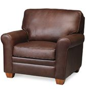Braxton chair by American Leather