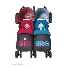 Cosatto You2 Twin Stroller, Sis-Bro by Cosatto, http://www.amazon.com/dp/B0054WLFBW/ref=cm_sw_r_pi_dp_g-Z.pb1EKDF67