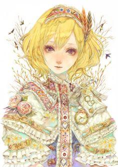 AliceMargatroid by ~YOGISHA on deviantART