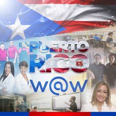 Puerto Rico es WAW! Pronto te presentaremos historias conmovedoras sobre cómo nuestros clientes han seguido adelante venciendo cualquier obstáculo. #PRselevanta #puertoricoeswaw #wearewebrything