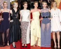 Jennifer Lawrence Premiere Dresses – The Hunger Games: Catching Fire | OK! Magazine