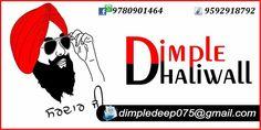 Dimple Dhaliwall