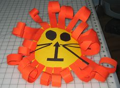 easy lion craft