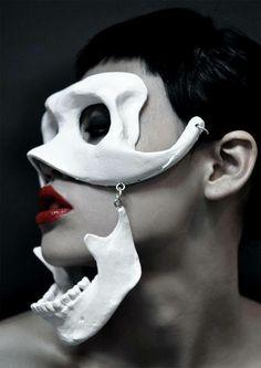 masked people tattoo inspo