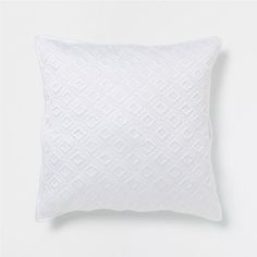 RAISED DIAMOND PILLOW - Decorative Pillows - Bedroom | Zara Home United States