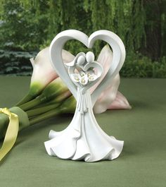 White Calla Lilies From Above Paper Napkins Silver Plated Victorian Cake Server Handle Kitchenware Serving Implement Wedding Favors