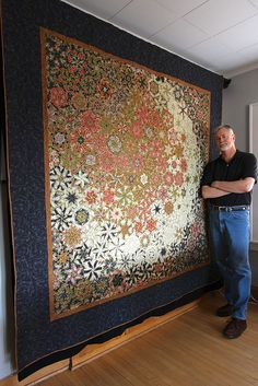 Mosaic art quilts—beautiful, engaging, comforting—for home, office, health care. In private collections & institutional art programs. Patch Quilt, Quilt Blocks, Panel Quilts, One Block Wonder, Millefiori Quilts, Kaleidoscope Quilt, English Paper Piecing, Mosaic Art, Quilting Projects