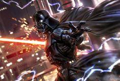 Luke Skywalker depressed due to Darth Vader? Star Wars Kylo Ren, Star Wars Darth, Darth Vader, Darth Maul Wallpaper, Star Wars Wallpaper, Multimedia, Art Cyberpunk, Star Wars Tattoo, Star Wars Fan Art