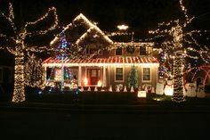 322 Pitney Ave, Spring Lake, NJ: Over 20,000 lights synchronized to holiday songs, click through for and watch video to see some of the their show.
