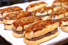 The Italian Dish - Posts - Daring Bakers - ChocolateEclairs