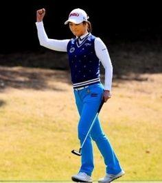 kinuhanuakupt.jpg - 女子プロゴルファー着用のゴルフウェア - リアルタイム紹介ブログ