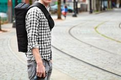 The stylist camera bag on the market! Urban Quiver 3.0, $225