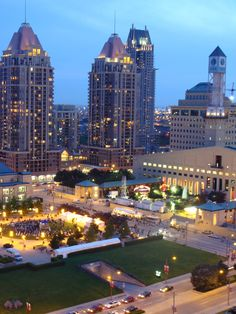 Mississauga City Centre - http://www.mississaugahomessale.ca/communities/city-center/