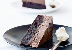 Chokolademossekage
