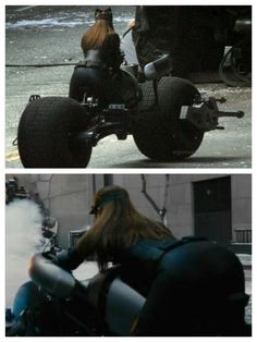 Catwoman/Selina - Dark Knight Rising (Anne Hathaway)