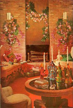 Mid Century Modern Christmas 1962