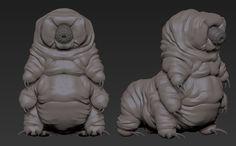 Image result for tardigrade Tardigrade, Beast, Lion Sculpture, Statue, Wallpaper, Don't Care, Amanda, Piercings, Tattoo Ideas