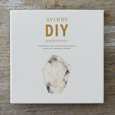 Pyrite & Druzy Bracelet Maker's Kit