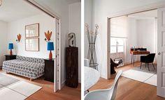 design attractor: Delicious Apartment in Casco Viejo de Bilbao