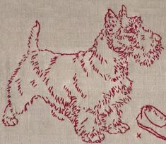 vintage redwork designs | If you'd like to download the pdf to print for yourself – then ...