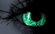 Eyes selective coloring wallpaper background  |  wallpaperup.com