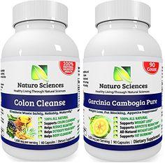 Garcinia Cambogia and Colon Cleanse C...