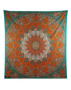 Amazon.com: 1 X Queen Indian Star Mandala Psychedelic Tapestry, Hippie Bohemian…