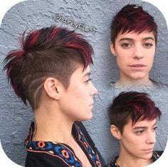 20 Funky Short Haircuts | http://www.short-haircut.com/20-funky-short-haircuts.html