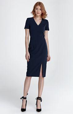 1137 meilleures images du tableau ROBE DROITE   Straight dress, High ... d503cf1d1fe1