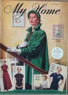 My Home magazine from February 1953