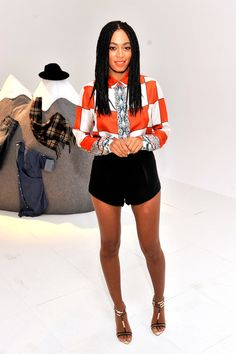 Solange Knowles Photos Photos - eBay's Future of Shopping Event - Zimbio