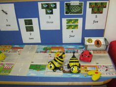 Using remote controlled minibeasts and beebot at Kidsunlimited Ely Eyfs, Remote, Technology, Tech, Tecnologia, Pilot