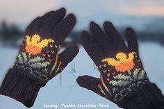 Tulppaanein kukkivat sormikkaat.. Ohjeet täällä. Knitting Socks, Knit Socks, Gloves, Mittens, Pattern, Tejidos, Fingerless Mitts, Patterns, Fingerless Mittens