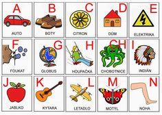 Abeceda Stipa, Book Activities, Montessori, Literacy, Alphabet, Preschool, Language, Letters, Teaching