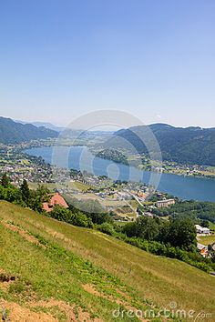 #View To #Lake #Ossiach From Mt. #Gerlitzen @dreamstime #dreamstime #ktr15 @carinzia #nature #landscape #travel #carinthia #austria #sightseeing #holidays #summer #season #spring #outdoor #hiking #leisure #mountains #stock #photo #portfolio #download #hires #royaltyfree
