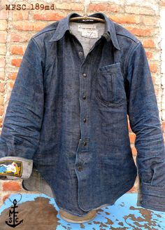 Mister Freedom x Sugar Cane denim shirt