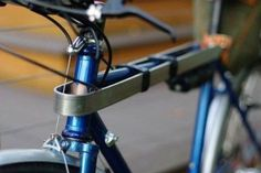 TiGr prides itself as being the first bike lock to be as elegant as your bike.