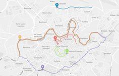 El mapa del running en Pamplona: las cinco rutas más populares, por Saioa Rolán - http://www.diariodenavarra.es/noticias/deportes/dn_running/2015/03/10/el_mapa_del_running_pamplona_198272_2621.html Mapa: https://a.tiles.mapbox.com/v4/aespaos.lblmb438/page.html?access_token=pk.eyJ1IjoiYWVzcGFvcyIsImEiOiItM1d3bVQ4In0.zUu6GoKfeE7LqUMnes_xsw#13/42.8184/-1.6464