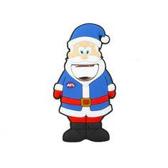 c5b6931c57c Western Bulldogs AFL Santa Bottle Opener  13.95 Merry Christmas!