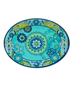 Capri Oval 18'' Platter | Daily deals for moms, babies and kids