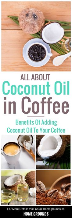 Coconut oil has been fashionable for a while, and like all food fads, seeing it pop up everywhere might be getting irritating to some of you.But hear me out on this - not just a shooting star in the hipster food world, coconut oil coffee is both tasty and healthy. Don't knock it until you've tried it! #coffee #coffeeaddict #coffeelover #coconutoil #coffeebreak #coffeebeans