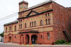 The Calumet Theatre.  Calumet, MI.