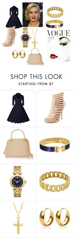 """Untitled #30"" by ruth-jaimie-hollingsworth on Polyvore featuring Nina Ricci, Hermès, Tory Burch, 1928 and Kevin Jewelers"
