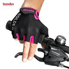 Cheap bike gloves, Buy Quality cycling gloves directly from China biking gloves for men Suppliers: Boodun Summer Cycling Gloves Half Finger Crossfit Gym Fitness Gloves Sports Mtb Mountain Bicycle Bike Gloves for Men and Women Mountain Bike Gloves, Mountain Bicycle, Mountain Biking, Buy Bike, Bike Run, Road Bike Accessories, Specialized Bikes, Workout Gloves, Crossfit Gym