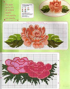 Sunshine Home Decor: Dantel dergisi Cross Stitch Embroidery, Cross Stitch Patterns, Machine Embroidery, Sunshine Homes, Flower Power, Flowers, 30, Count, Gallery