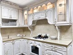 Картинки по запросу оригинальные кухонные гарнитуры фото