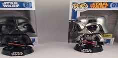 Funko Pop! Star Wars Guide #01 Darth Vader